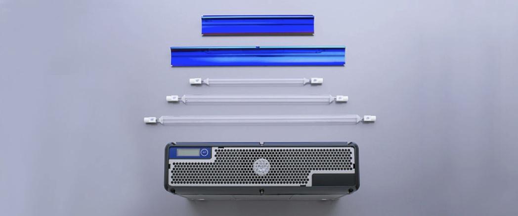 części do systemów UV, LED iekscymerowych IST Metz