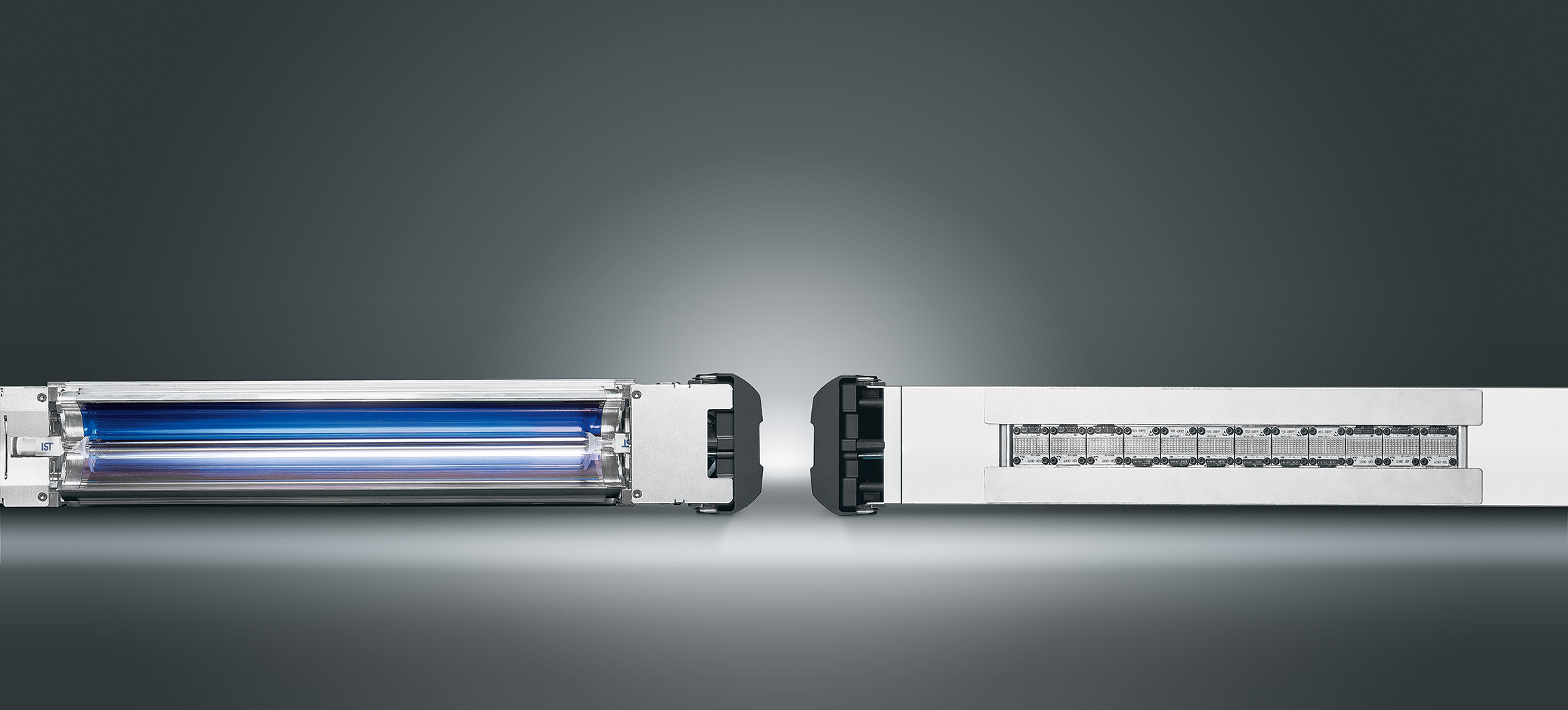 System LED od IST METZ - MBS LEDcure
